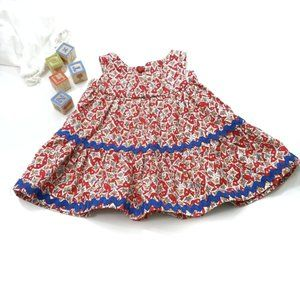 Handmade Vintage Dress Size 6 Months